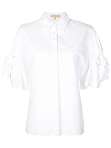 Топ белый на пуговицах Michael Kors Collection