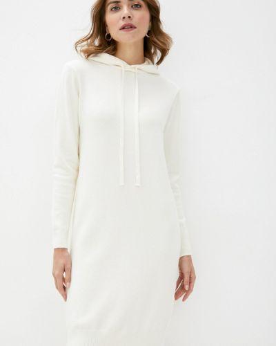Вязаное белое платье Trendyangel