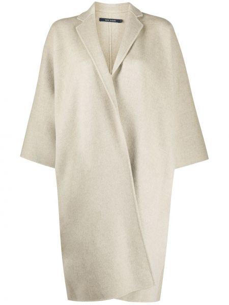 Свободное шерстяное пальто оверсайз с воротником Sofie D'hoore