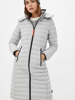 Утепленная куртка - серая Icepeak