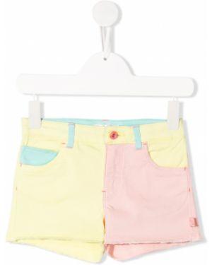 Джинсовые шорты Billieblush