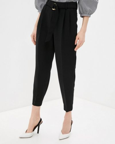 Черные классические брюки Lauren Ralph Lauren