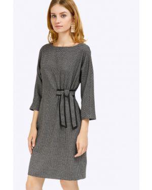 Платье мини со складками платье-сарафан Emka