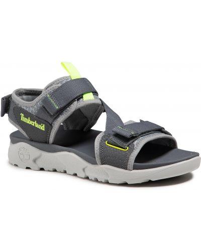 Szare sandały na lato Timberland