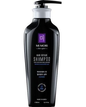Шампунь для волос от выпадения волос с витаминами Nollam Lab