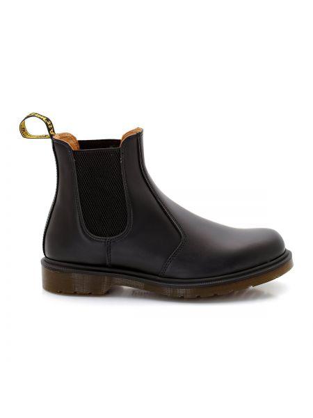 Ботинки челси кожаные высокие Dr Martens