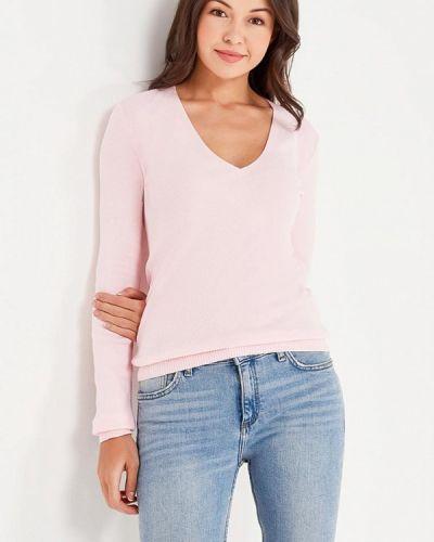 Розовый пуловер 2018 United Colors Of Benetton