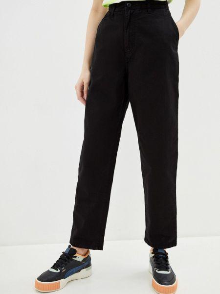 Черные брюки Carhartt