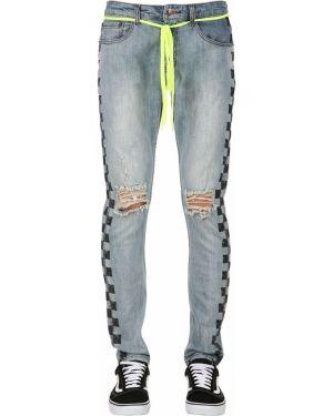 Niebieskie jeansy Serenede