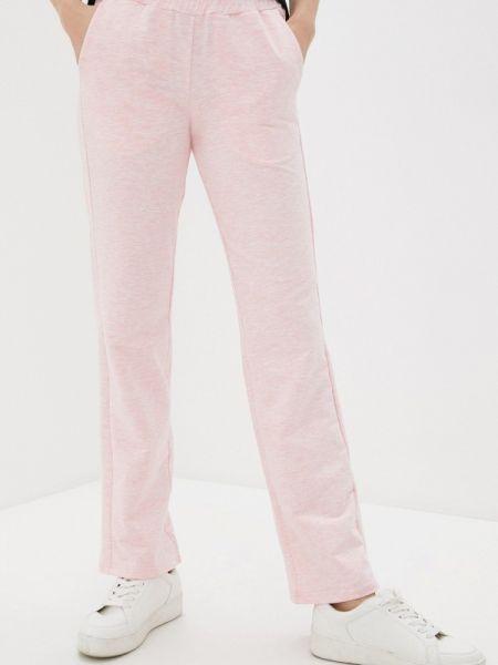 Спортивные брюки розовый весенний Mana
