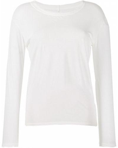 Хлопковая рубашка - белая Zucca