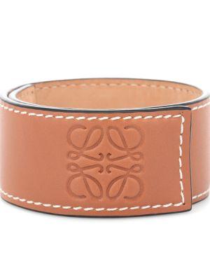 Кожаный браслет Loewe