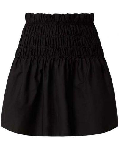 Czarna spódnica bawełniana Moves