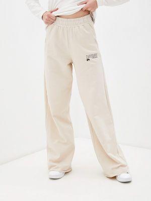 Бежевые спортивные брюки Defacto