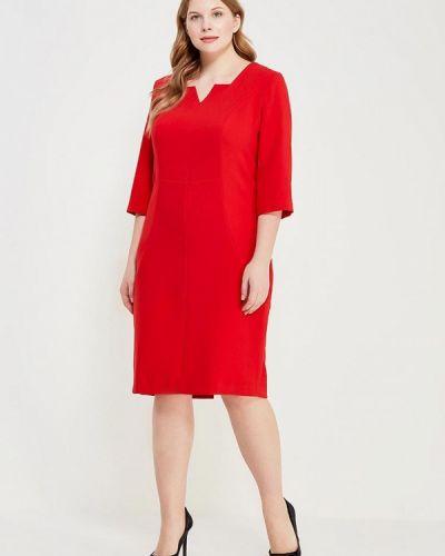 Красное платье Intikoma