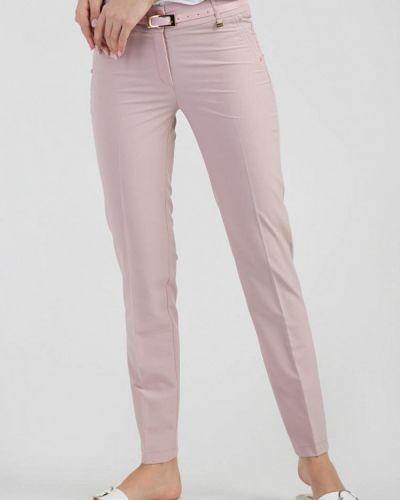 Розовые брюки Das