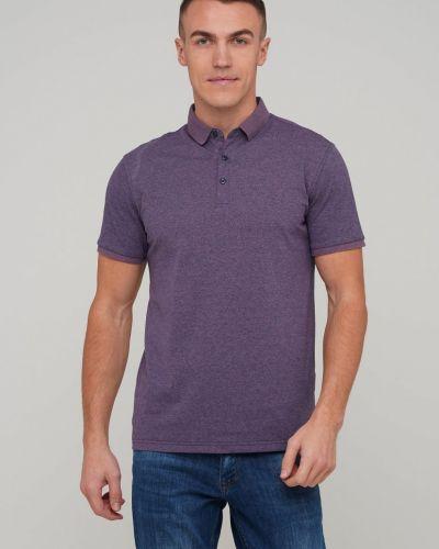 Сиреневое поло Trend Collection