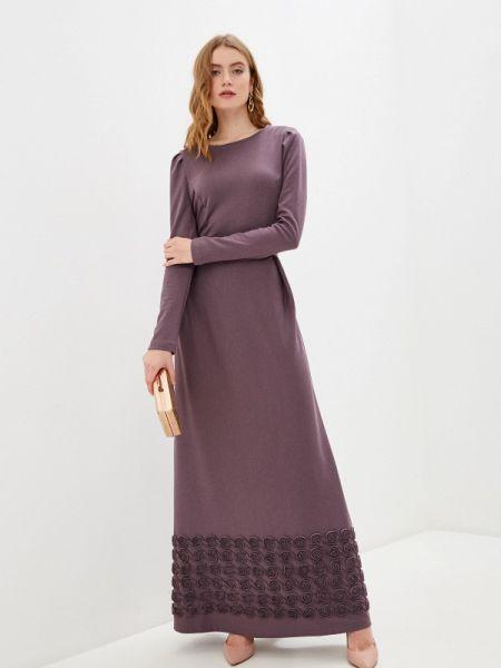 Фиолетовое платье Sahera Rahmani