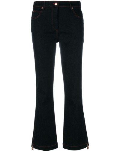 Укороченные брюки расклешенные Osman