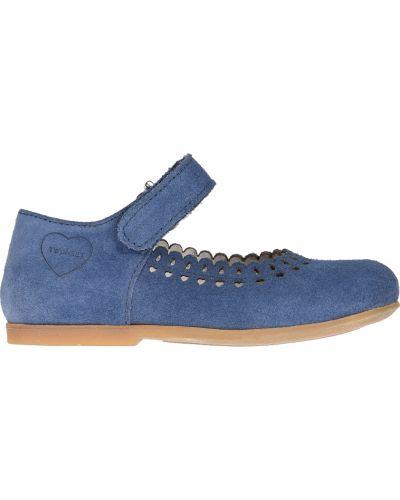 Туфли синие Twin-set