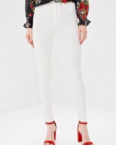 Белые брюки Jennyfer