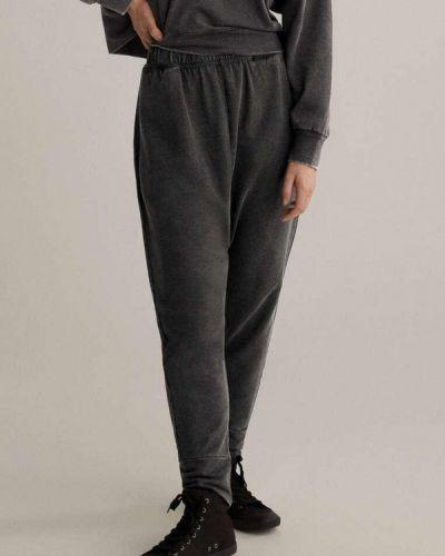 Серые спортивные брюки Oysho
