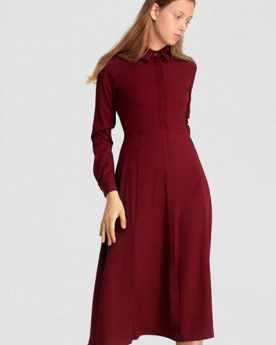 Платье платье-рубашка осеннее Grass