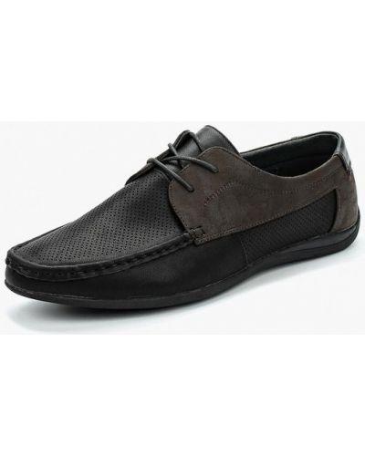 Черные туфли Tesoro