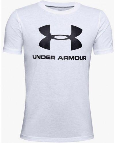 Черная спортивная футболка Under Armour