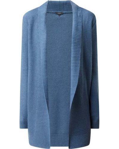 Kardigan - niebieski Montego