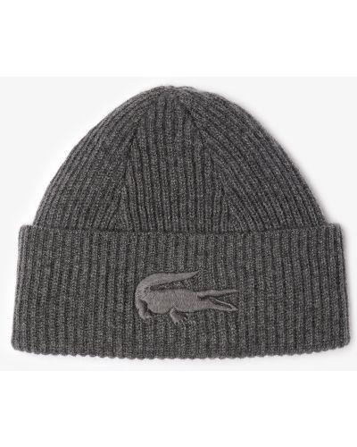 Кашемировая шапка Lacoste