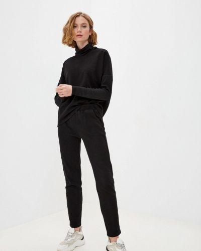 Костюмный вязаный черный костюм Hey Look
