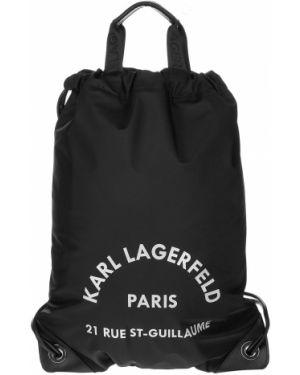 Рюкзак текстильный вместительный Karl Lagerfeld
