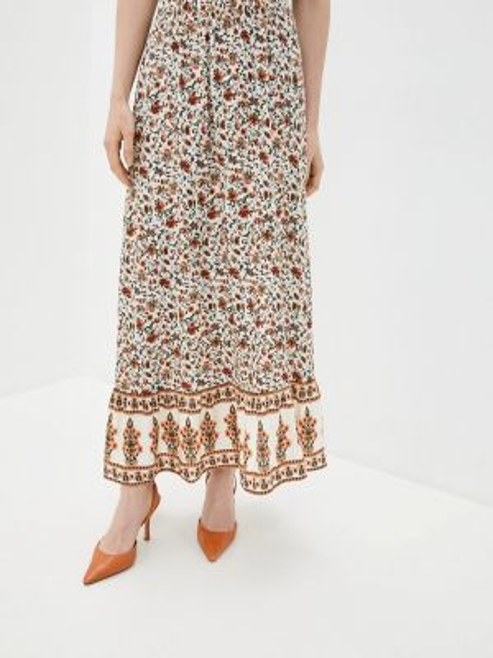 Белая юбка Blendshe