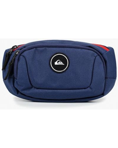 Синяя поясная сумка Quiksilver