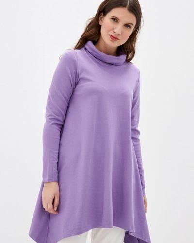 Фиолетовая худи Irma Dressy
