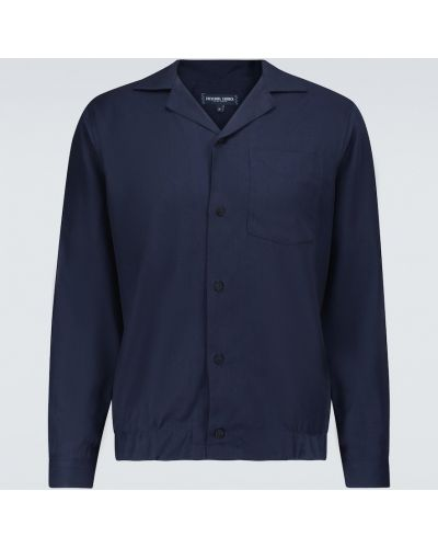 Niebieska koszula Frescobol Carioca