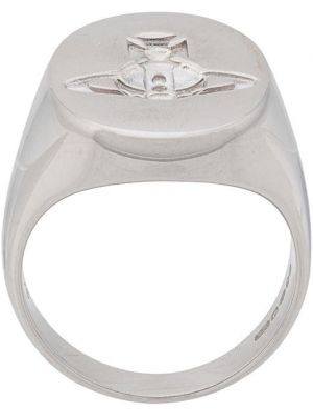 Кольцо с логотипом Vivienne Westwood