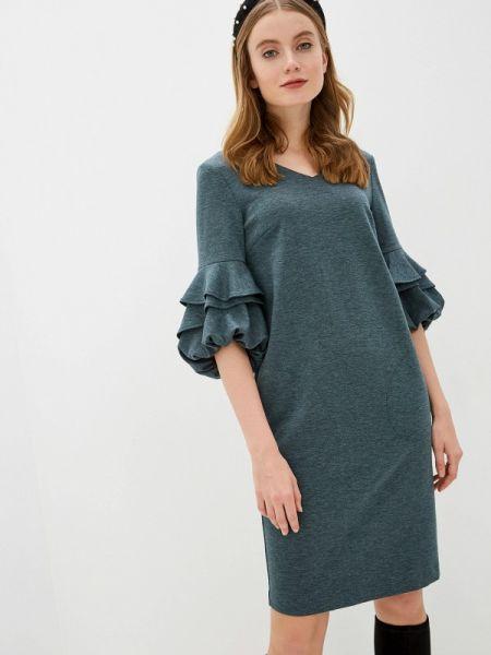 Бирюзовое платье Argent