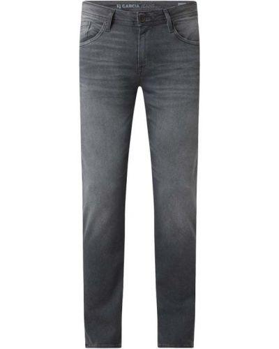 Mom jeans bawełniane Garcia