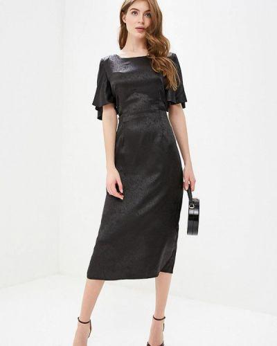 Вечернее платье весеннее черное Glamorous