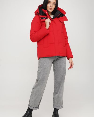 Куртка - красная Meajiateer