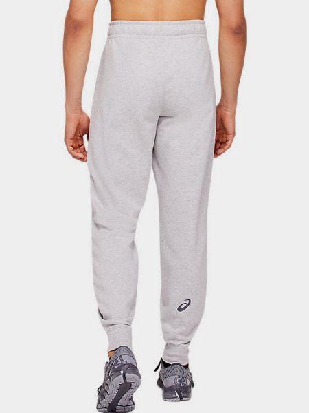Спортивные брюки - серые Asics