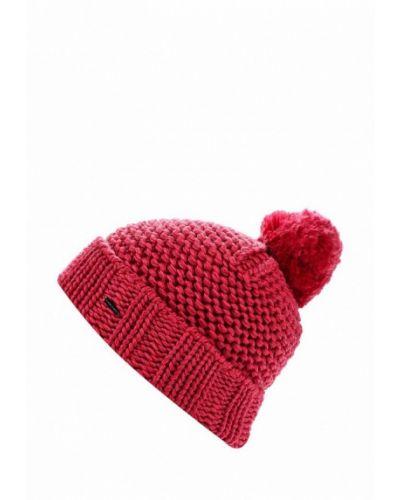 Розовая шапка осенняя Finn Flare