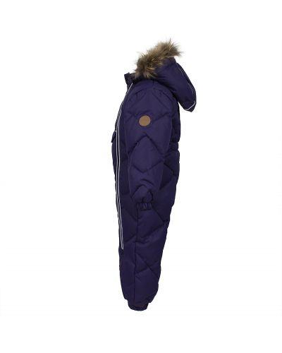 Зимний комбинезон для сна на резинке Huppa