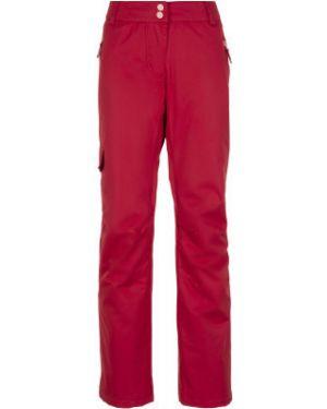 Спортивные брюки утепленные розовый Termit
