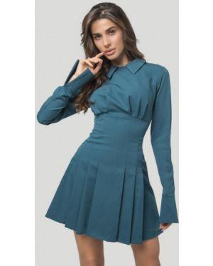 Бирюзовое платье Lipinskaya Brand