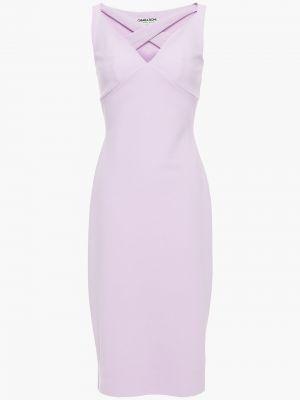 Платье с вырезом - сиреневое Chiara Boni La Petite Robe
