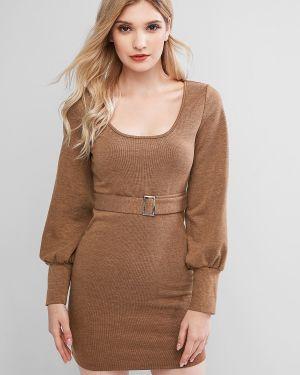 Платье мини облегающее вязаное Zaful