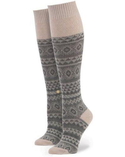 Серые носки Stance